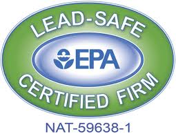 E.P.A. LEAD TRAINED AND CERTIFIED